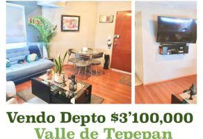Foto de departamento en venta en Valle de Tepepan, Tlalpan, DF / CDMX, 15513082,  no 01