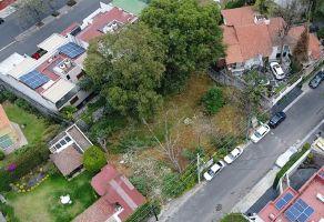 Foto de terreno habitacional en venta en Jardines del Pedregal, Álvaro Obregón, DF / CDMX, 15240596,  no 01