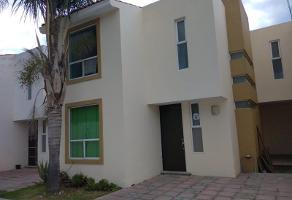Foto de casa en renta en 27 oriente 218, cholula de rivadabia centro, san pedro cholula, puebla, 16774517 No. 01