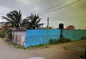 Foto de terreno habitacional en venta en 28 de julio s/n , villas del sur, coatzacoalcos, veracruz de ignacio de la llave, 16452011 No. 01