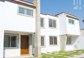 Foto de casa en venta en 28 poniente , santiago mixquitla, san pedro cholula, puebla, 14085347 No. 01