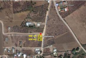 Foto de terreno habitacional en venta en San Miguel Etla, San Juan Bautista Guelache, Oaxaca, 17590705,  no 01