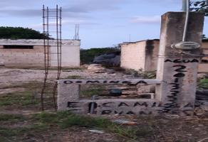Foto de terreno habitacional en venta en 29 555, villas del oriente, kanasín, yucatán, 19037455 No. 01