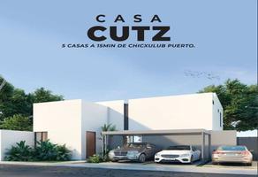 Foto de casa en venta en 29 , san francisco de asís, conkal, yucatán, 0 No. 01