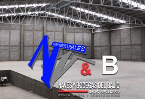 Foto de nave industrial en renta en Fracciones de Hacienda La Pompa, León, Guanajuato, 13715122,  no 01