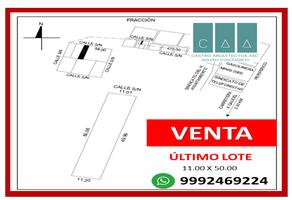 Foto de terreno habitacional en venta en 29-b , del parque, mérida, yucatán, 19970291 No. 01