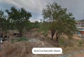 Foto de terreno habitacional en venta en  , 2a ampliación de xoxo, santa cruz xoxocotlán, oaxaca, 0 No. 01