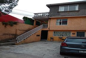 Foto de edificio en venta en 2a cerrada de rey yupanqui , chimalcoyotl, tlalpan, df / cdmx, 0 No. 01