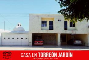 Foto de casa en venta en Torreón Jardín, Torreón, Coahuila de Zaragoza, 14788359,  no 01