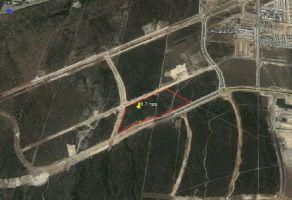 Foto de terreno comercial en venta en Cumbres Andara, García, Nuevo León, 11625715,  no 01