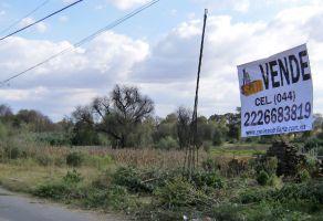 Foto de terreno habitacional en venta en San Mateo Cuanala, Juan C. Bonilla, Puebla, 7635012,  no 01
