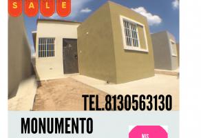 Foto de casa en venta en Balcones de Zirandaro, Juárez, Nuevo León, 22066741,  no 01