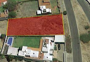 Foto de terreno habitacional en venta en Villas del Mesón, Querétaro, Querétaro, 16923896,  no 01