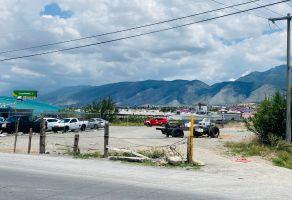 Foto de terreno comercial en venta en La Herradura  III, Saltillo, Coahuila de Zaragoza, 21238205,  no 01