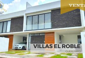 Foto de casa en venta en El Roble, Corregidora, Querétaro, 18728785,  no 01