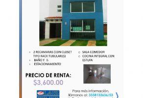 Foto de casa en renta en Banus, Tlajomulco de Zúñiga, Jalisco, 17189047,  no 01