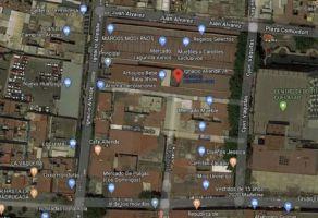 Foto de terreno comercial en venta en Centro (Área 5), Cuauhtémoc, DF / CDMX, 16219086,  no 01
