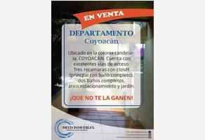 Foto de departamento en venta en 2da cerrada de los pantalones , pueblo la candelaria, coyoacán, df / cdmx, 21684195 No. 01