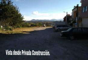 Foto de terreno habitacional en venta en 2da , hidalgo, nicolás romero, méxico, 15098011 No. 01