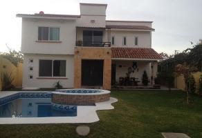 Foto de casa en venta en 2da seccion 454, villas del paraíso, yautepec, morelos, 8555623 No. 01