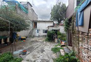 Foto de terreno habitacional en venta en 2do retorno de panteón , huayamilpas, coyoacán, df / cdmx, 0 No. 01