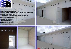 Foto de bodega en renta en Álamos I, Benito Juárez, Quintana Roo, 21938879,  no 01