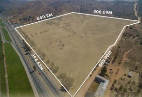 Foto de terreno industrial en venta en Villa del Campo, Tijuana, Baja California, 13092831,  no 01