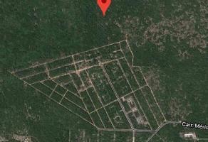 Foto de terreno industrial en venta en 3 57, sierra papacal, mérida, yucatán, 6503110 No. 01
