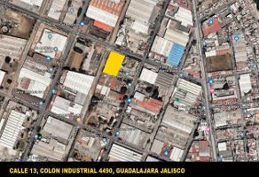 Foto de bodega en venta en 3 804, zona industrial 1a. sección, guadalajara, jalisco, 12132295 No. 01