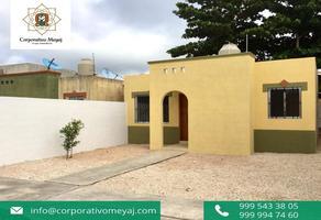 Foto de casa en venta en 3 , caucel, mérida, yucatán, 0 No. 01