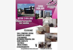 Foto de casa en venta en 3 norte 5205, cuauhtémoc, puebla, puebla, 20805379 No. 01