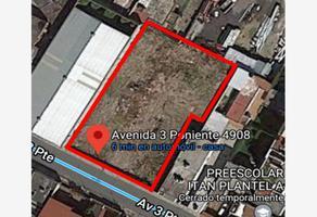 Foto de terreno comercial en venta en 3 poniente 4908, camino real a cholula, puebla, puebla, 14471302 No. 01