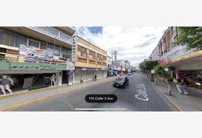 Foto de edificio en renta en 3 sur 113, centro de la ciudad, tehuacán, puebla, 17672897 No. 01
