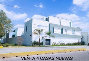 Foto de casa en venta en 3 sur 2100, san andrés cholula, san andrés cholula, puebla, 0 No. 01