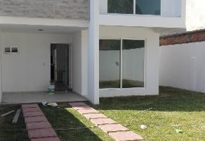 Foto de casa en venta en 30 de septiembre , hermenegildo galeana, cuautla, morelos, 0 No. 01
