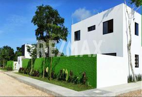 Foto de casa en condominio en venta en 31 , misnebalam, progreso, yucatán, 0 No. 01