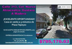 Foto de casa en venta en 313 00, nueva atzacoalco, gustavo a. madero, df / cdmx, 11922423 No. 01