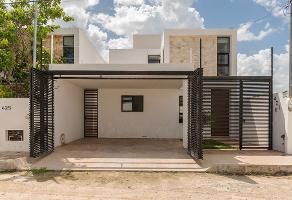 Foto de casa en venta en 31-a , nuevo yucatán, mérida, yucatán, 0 No. 01