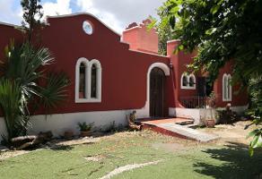 Foto de terreno habitacional en venta en 32 azcorra , azcorra, mérida, yucatán, 0 No. 01