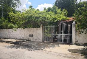 Foto de terreno habitacional en venta en 32 centro , azcorra, mérida, yucatán, 0 No. 01