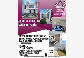 Foto de casa en venta en 32 poniente 3303, nueva aurora popular, puebla, puebla, 0 No. 01