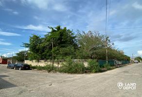Foto de terreno habitacional en venta en 32 , privada maya, mérida, yucatán, 0 No. 01
