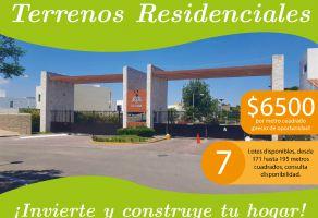 Foto de terreno habitacional en venta en Residencial el Refugio, Querétaro, Querétaro, 19963768,  no 01