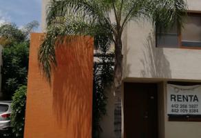 Foto de casa en renta en Puerta Real, Corregidora, Querétaro, 22066844,  no 01