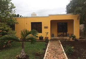 Foto de casa en venta en 33 a , 8 calles, tizimín, yucatán, 0 No. 01