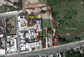 Foto de terreno habitacional en venta en 33 , la fuente, progreso, yucatán, 13840297 No. 01