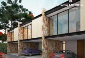 Foto de casa en condominio en venta en Chablekal, Mérida, Yucatán, 16329796,  no 01
