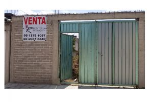Foto de terreno habitacional en venta en Santa Martha Acatitla Sur, Iztapalapa, DF / CDMX, 16066489,  no 01
