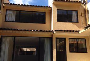 Foto de casa en condominio en venta en Ampliación el Yaqui, Cuajimalpa de Morelos, DF / CDMX, 14967581,  no 01