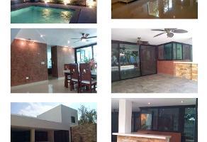 Foto de casa en venta en 35 , monterreal, mérida, yucatán, 0 No. 01